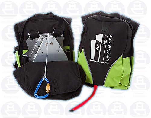 LIFE-RESCUE SKY-SAVER BACKPACK