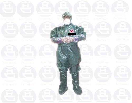 Bộ quần áo bảo vệ sinh học