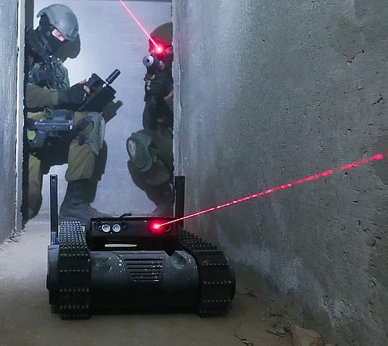Robot chống khủng bố